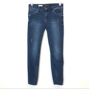 Kut from the Kloth Toothpick Skinny Jeans 10
